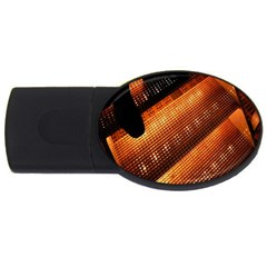 Magic Steps Stair With Light In The Dark USB Flash Drive Oval (1 GB)