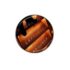 Magic Steps Stair With Light In The Dark Hat Clip Ball Marker (10 pack)