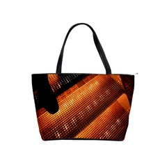 Magic Steps Stair With Light In The Dark Shoulder Handbags