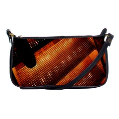 Magic Steps Stair With Light In The Dark Shoulder Clutch Bags