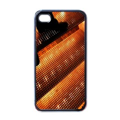 Magic Steps Stair With Light In The Dark Apple Iphone 4 Case (black)