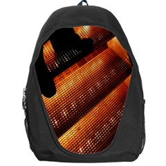 Magic Steps Stair With Light In The Dark Backpack Bag
