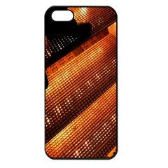 Magic Steps Stair With Light In The Dark Apple Iphone 5 Seamless Case (black)