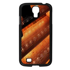 Magic Steps Stair With Light In The Dark Samsung Galaxy S4 I9500/ I9505 Case (Black)