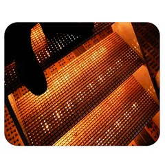 Magic Steps Stair With Light In The Dark Double Sided Flano Blanket (medium)