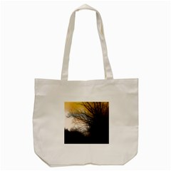 Tree Art Artistic Abstract Background Tote Bag (Cream)
