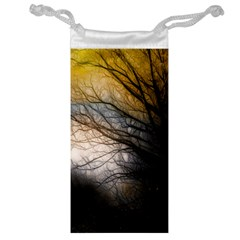 Tree Art Artistic Abstract Background Jewelry Bag
