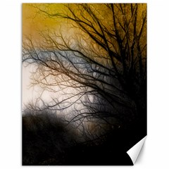 Tree Art Artistic Abstract Background Canvas 12  x 16