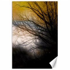 Tree Art Artistic Abstract Background Canvas 20  x 30