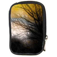 Tree Art Artistic Abstract Background Compact Camera Cases