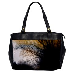 Tree Art Artistic Abstract Background Office Handbags