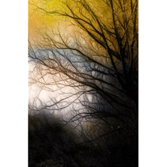 Tree Art Artistic Abstract Background 5.5  x 8.5  Notebooks