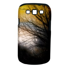 Tree Art Artistic Abstract Background Samsung Galaxy S III Classic Hardshell Case (PC+Silicone)