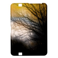 Tree Art Artistic Abstract Background Kindle Fire Hd 8 9