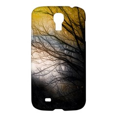 Tree Art Artistic Abstract Background Samsung Galaxy S4 I9500/i9505 Hardshell Case