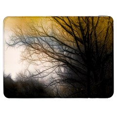 Tree Art Artistic Abstract Background Samsung Galaxy Tab 7  P1000 Flip Case