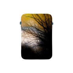 Tree Art Artistic Abstract Background Apple Ipad Mini Protective Soft Cases