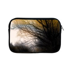 Tree Art Artistic Abstract Background Apple Ipad Mini Zipper Cases