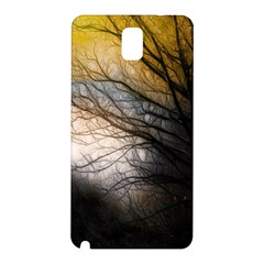 Tree Art Artistic Abstract Background Samsung Galaxy Note 3 N9005 Hardshell Back Case