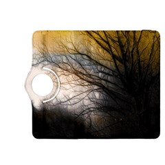Tree Art Artistic Abstract Background Kindle Fire Hdx 8 9  Flip 360 Case