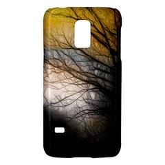 Tree Art Artistic Abstract Background Galaxy S5 Mini