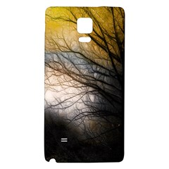 Tree Art Artistic Abstract Background Galaxy Note 4 Back Case