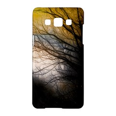 Tree Art Artistic Abstract Background Samsung Galaxy A5 Hardshell Case