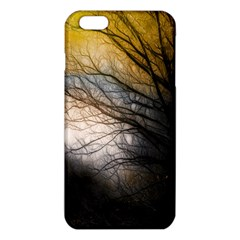 Tree Art Artistic Abstract Background iPhone 6 Plus/6S Plus TPU Case
