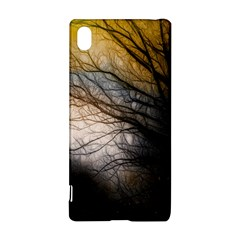 Tree Art Artistic Abstract Background Sony Xperia Z3+