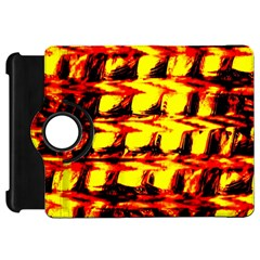 Yellow Seamless Abstract Brick Background Kindle Fire HD 7