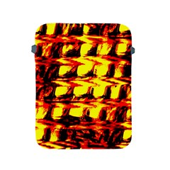 Yellow Seamless Abstract Brick Background Apple Ipad 2/3/4 Protective Soft Cases