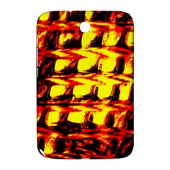 Yellow Seamless Abstract Brick Background Samsung Galaxy Note 8 0 N5100 Hardshell Case