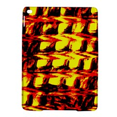 Yellow Seamless Abstract Brick Background Ipad Air 2 Hardshell Cases