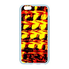 Yellow Seamless Abstract Brick Background Apple Seamless iPhone 6/6S Case (Color)