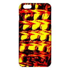 Yellow Seamless Abstract Brick Background iPhone 6 Plus/6S Plus TPU Case