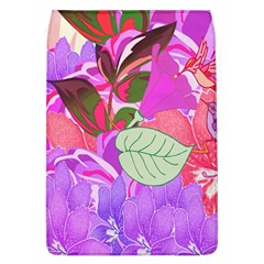 Abstract Design With Hummingbirds Flap Covers (l)