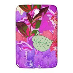 Abstract Design With Hummingbirds Samsung Galaxy Note 8 0 N5100 Hardshell Case
