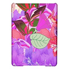 Abstract Design With Hummingbirds Ipad Air Hardshell Cases