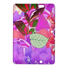 Abstract Design With Hummingbirds Kindle Fire HDX 8.9  Hardshell Case