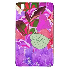 Abstract Design With Hummingbirds Samsung Galaxy Tab Pro 8.4 Hardshell Case