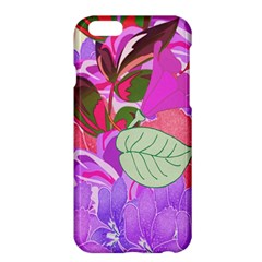 Abstract Design With Hummingbirds Apple iPhone 6 Plus/6S Plus Hardshell Case