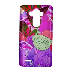 Abstract Design With Hummingbirds Lg G4 Hardshell Case
