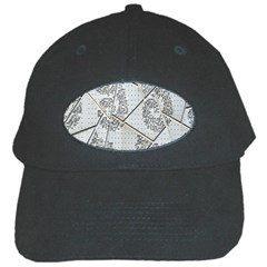 The Abstract Design On The Xuzhou Art Museum Black Cap