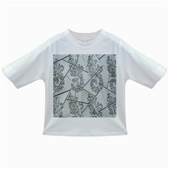 The Abstract Design On The Xuzhou Art Museum Infant/Toddler T-Shirts