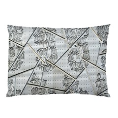 The Abstract Design On The Xuzhou Art Museum Pillow Case