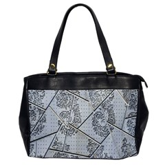 The Abstract Design On The Xuzhou Art Museum Office Handbags