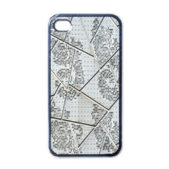 The Abstract Design On The Xuzhou Art Museum Apple Iphone 4 Case (black)