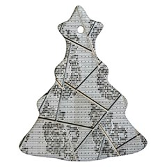 The Abstract Design On The Xuzhou Art Museum Ornament (christmas Tree)