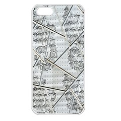 The Abstract Design On The Xuzhou Art Museum Apple Iphone 5 Seamless Case (white)