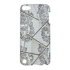 The Abstract Design On The Xuzhou Art Museum Apple iPod Touch 5 Hardshell Case